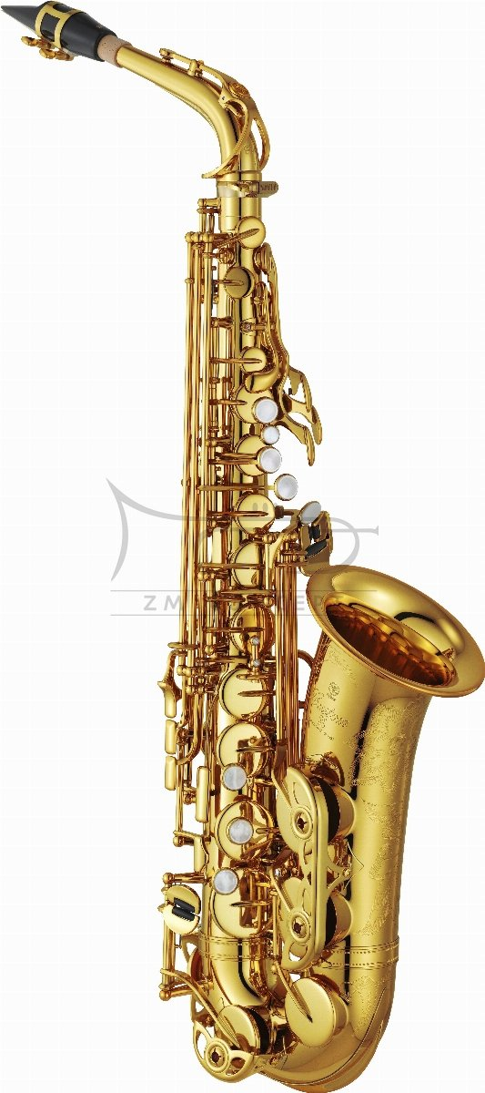 YAMAHA Saksofon altowy YAS-82Z lakierowany, z futerałem