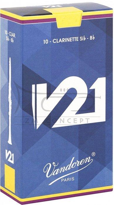 VANDOREN V21 stroiki do klarnetu B - 3,0 (10)