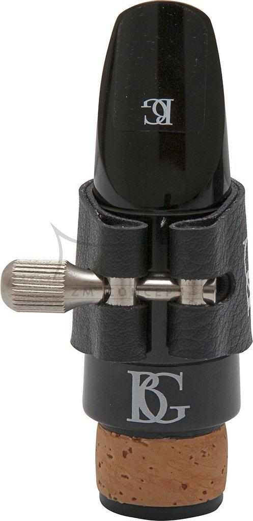 BG L6 ligatura do klarnetu B gumowa wkładka STANDARD