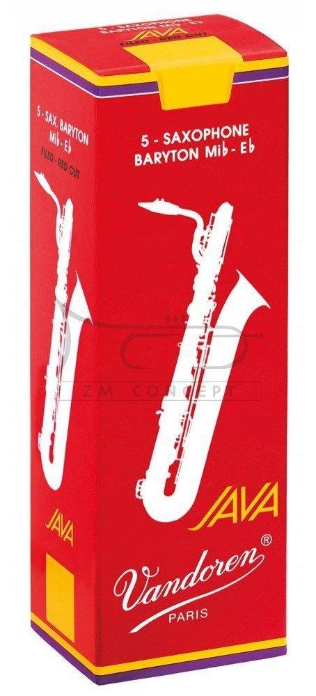 VANDOREN JAVA stroiki do saksofonu barytonowego - 2,5 (5)