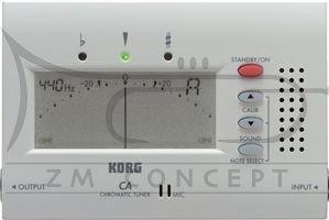 KORG tuner chromatyczny CA-40