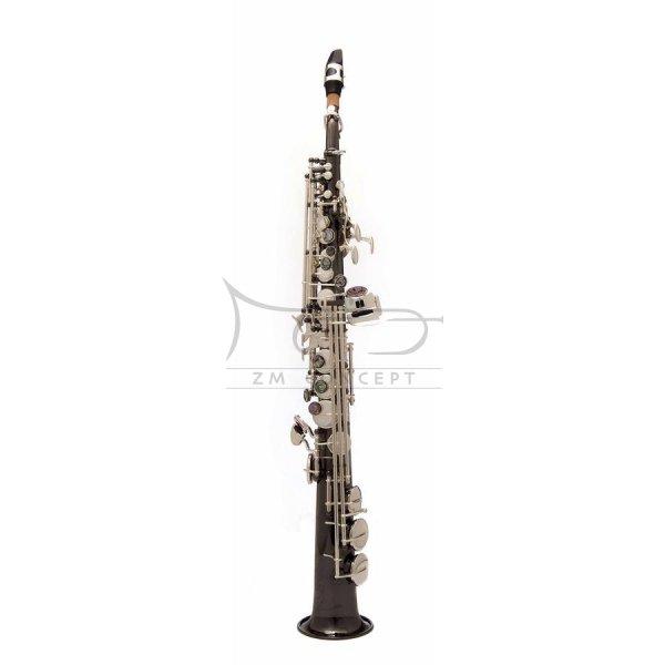 JOHN PACKER saksofon sopranowy JP043BS Black lacquer, lakierowany, z futerałem
