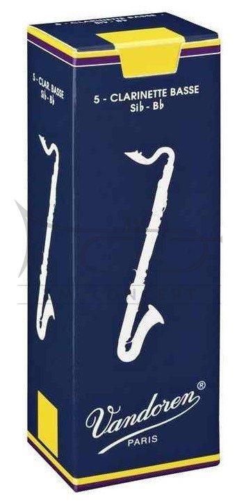 VANDOREN CLASS. stroiki do klarnetu basowego - 2,0 (5)