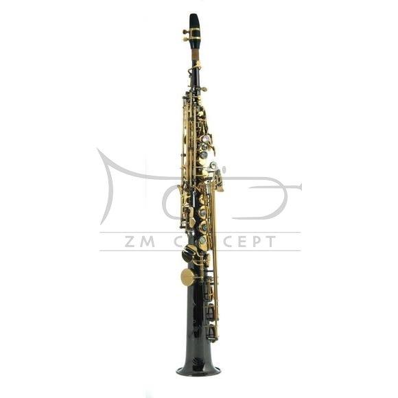 JOHN PACKER saksofon sopranowy JP043B Black lacquer, lakierowany, z futerałem