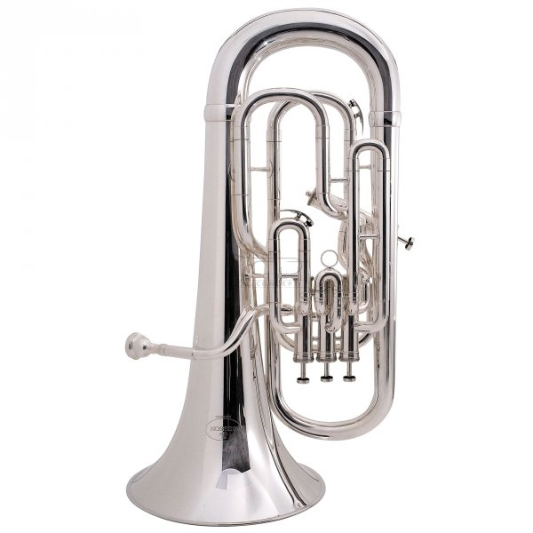BESSON eufonium Bb Prodige BE165-2-0, posrebrzane, 4 wentyle, z futerałem - PROMOCJA