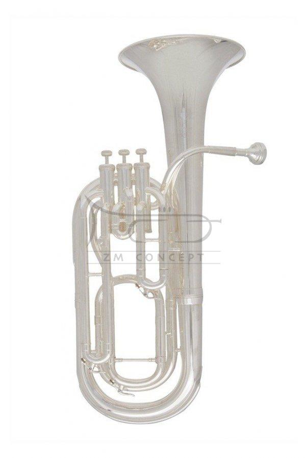 JOHN PACKER Sakshorn tenorowy JP173S, Silverplated, posrebrzany, z futerałem