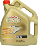 CASTROL EDGE Turbo Diesel 5W-40 5L.