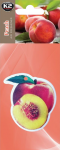 K2 V165D Dwie choinki owoce FRUTTI BRZOSKWINIA DUOPACK