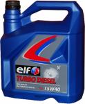 ELF EVO 500 TURBO DIESEL 15W40 5L