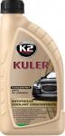 K2 KULER Płyn do chłodnic koncentrat 1L zielony T211Z