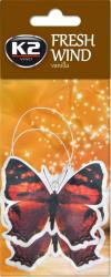 K2 V184D Dwie choinki motyl FRESH WIND VANILLA DUOPACK