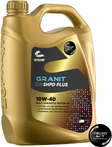 CYCLON GRANIT SYN SHPD PLUS 10W-40 4L