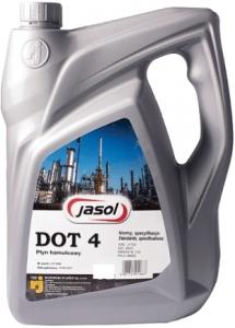 Płyn hamulcowy JASOL DOT-4 5L