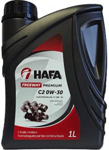 HAFA FREEWAY PREMIUM C2 0W30 B71 2312 1L