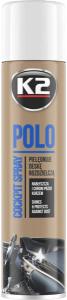 K2 POLO COCKPIT fresh świeży 300ml spray