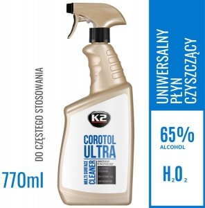 K2 COROTOL ULTRA płyn do dezynfekcji rąk 65% alkoholu 770ml