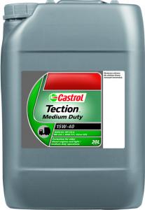 CASTROL TECTION MEDIUM DUTY 15W40 20L