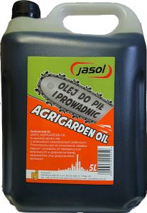 JASOL AGRIGARDEN OIL DO PIŁ ZIELONY ISO VG 68 5L