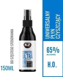 K2 COROTOL ULTRA płyn do dezynfekcji rąk 65% alkoholu 150ml
