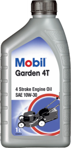 MOBIL GARDEN 4T 1L