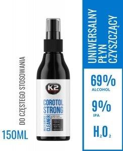 K2 COROTOL STRONG 78% alkoholu do dezynfekcji powierzchni 150ml
