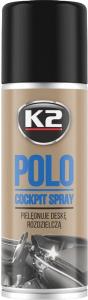K2 POLO COCKPIT fahrenheit męski 150ml
