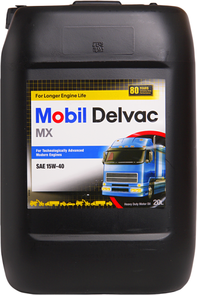 MOBIL DELVAC MX 20L 15W-40