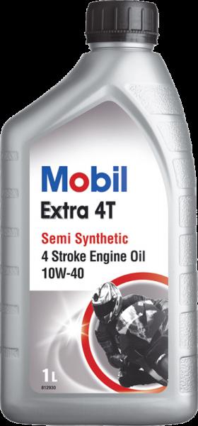 MOBIL EXTRA 4T 10W40 1l  /mot. 4 takt/