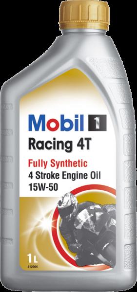 MOBIL 1 RACING 4T 15W50 1L