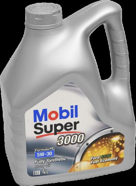 MOBIL SUPER 3000X1Formula FE 5w30 4L