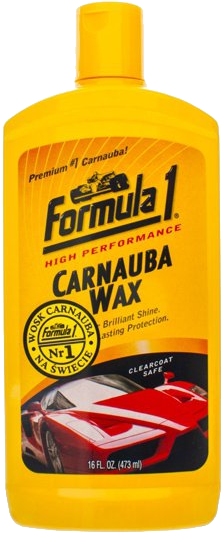 F1 766 Carnauba krem do lakieru 476ml