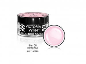 Victoria Vynn Żel budujący No. 08 50ml COVER PINK Build Gel