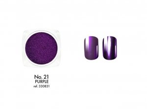 VICTORIA VYNN METALLIC DUST 21 PURPLE Pyłek do paznokci