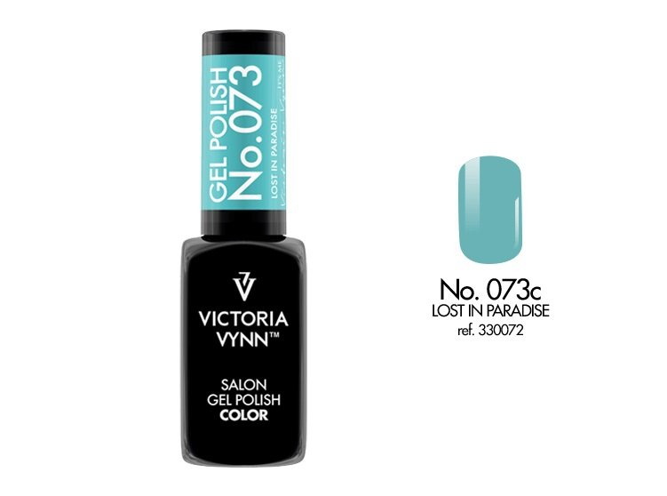 Victoria Vynn Lakier hybrydowy 073c 8ml LOST IN PARADISE Gel Polish COLOR Victoria Vynn