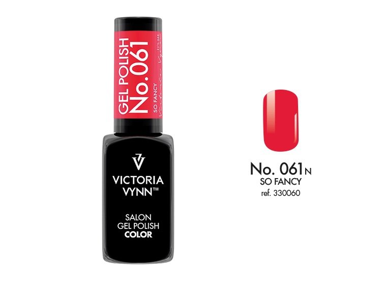 Victoria Vynn Lakier hybrydowy 061n 8ml SO FANCY Gel Polish COLOR Victoria Vynn