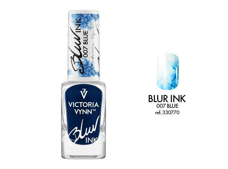 VICTORIA VYNN BLUR INK 007 Blue Atrament do zdobień 10ml