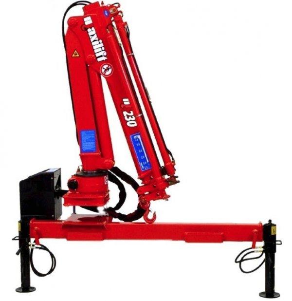Żuraw Maxilift ML230.2D H Komplet z rama + 1 podpory H +1 podpora M