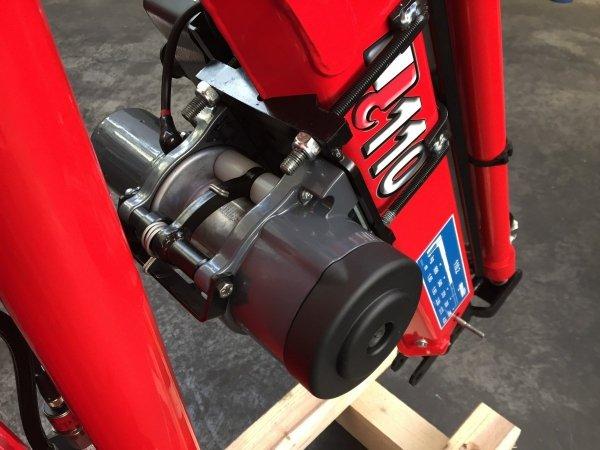 Wyciągarka Hydrauliczna dla wersji , LME04 ,LME04+SCU ML230
