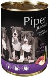 Piper Junior z cielęciną i jabłkiem 12x400g