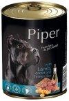 Piper z jagnięciną i marchewką z ryżem 12x800g