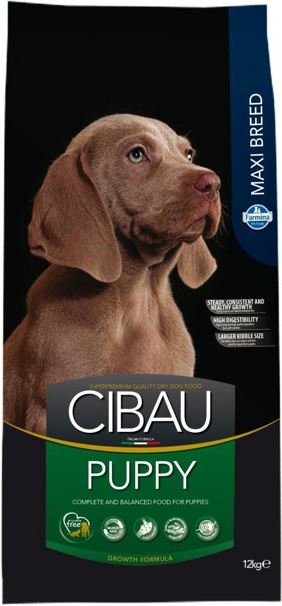 Cibau Puppy Maxi 12kg