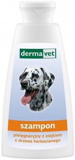 Dermavet Szampon z olejkiem herbacianym 150ml