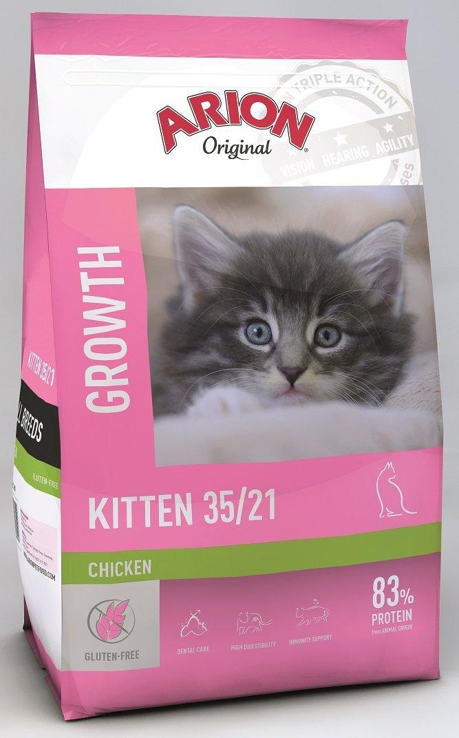 Arion Original Cat Kitten 35/21 Chicken 2kg