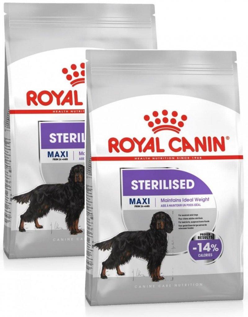 Royal Canin Maxi Sterilised 2x9kg (18kg)
