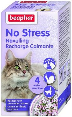 Beaphar No Stress Calming Refill Cat - wkład do aromatyzera 30ml