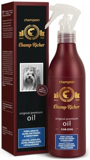 Champ-Richer - Olejek - czysta lanolina 250ml