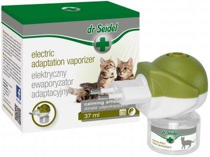 Dr Seidel Elektryczny ewaporyzator adaptacyjny dla kotów 37ml