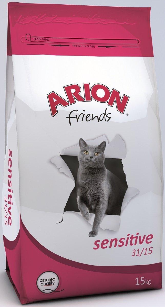 Arion Cat Friends Sensitive 31/15 15kg