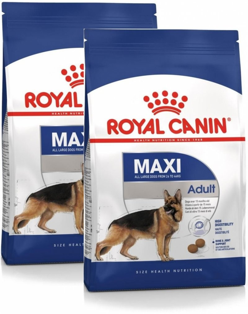 Royal Canin Maxi Adult 2x15kg (30kg)