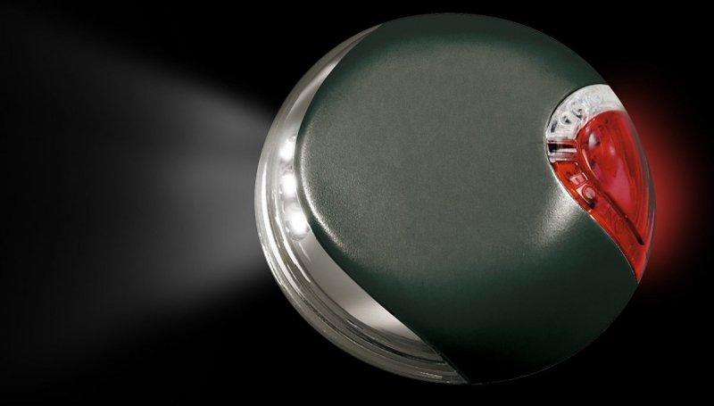 Flexi New Comfort Led Lighting System - Latarka do smyczy automatycznej